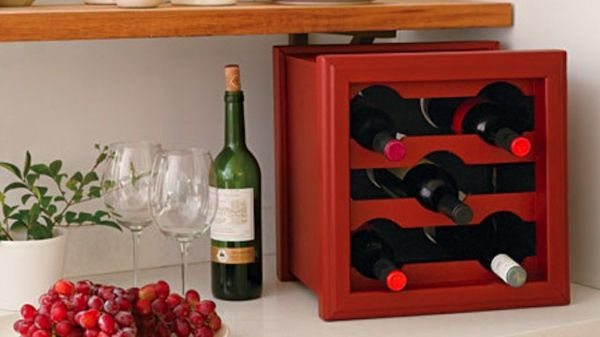 wine rack-build-small-and-practical-roet color
