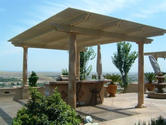 beautiful-attractive-pergola-of-wood-attractive-design
