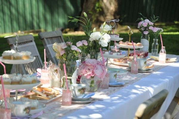 beautiful-tischdeko-Gartendeko-ideas-for-a-fascinating-party-in-garden