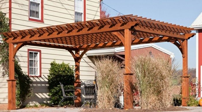 wonderful-model-pergola-of-wood-great-design